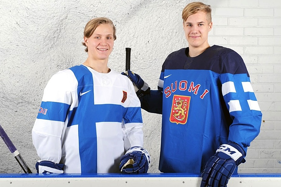 Finnish TV station MTV3 was the first to share photos of the new Nike jerseys.