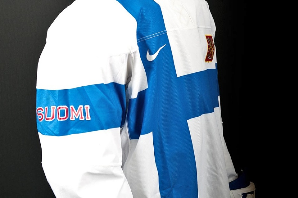 Like the Czechs, the Finns will get a chance to wear their national flag in Sochi.