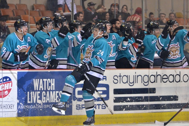 This is the one thing the Bulls got right — San Jose Sharks throwback night! (See more photos from  2/9/13  and  2/10/13 .)