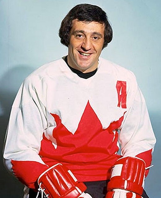 Nike was inspired by the 1972 Summit Series jerseys worn by Phil Esposito and his Canadian teammates, says Phil Cook.