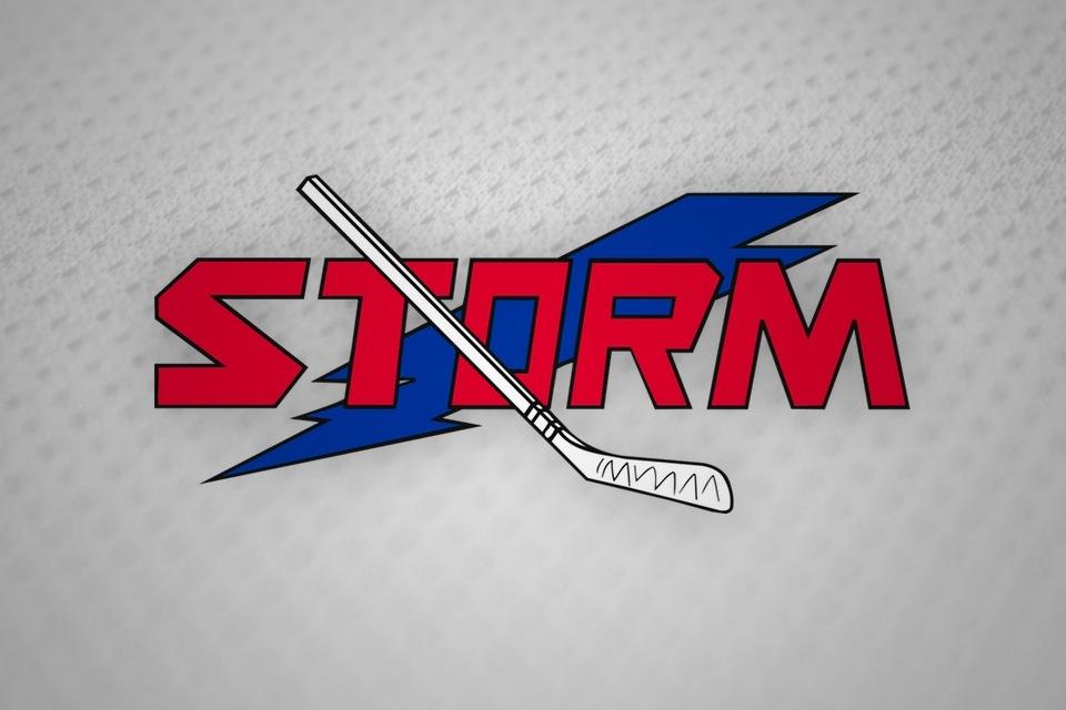 Toledo Storm primary logo, 1991—2007
