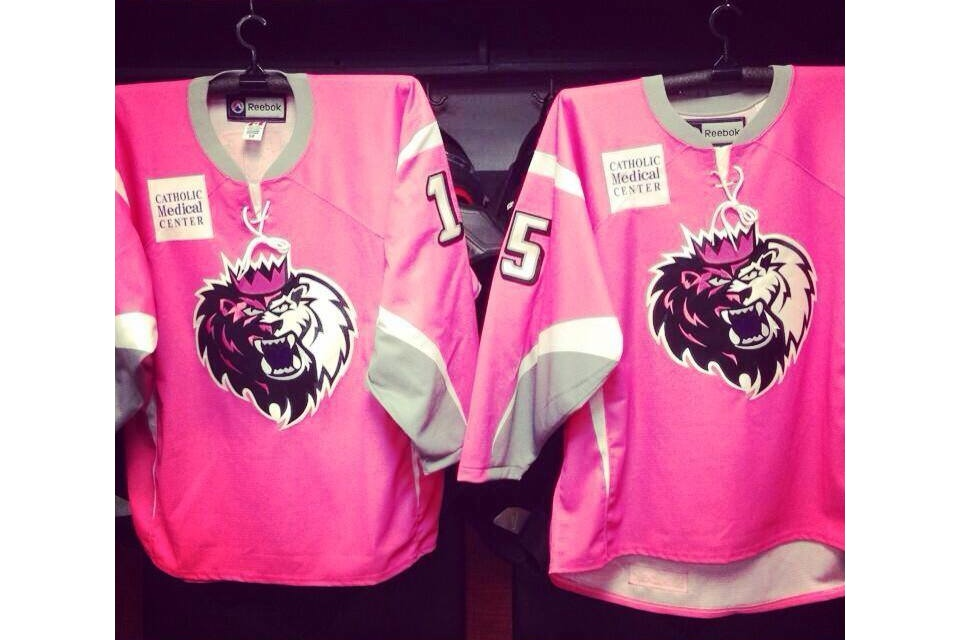 Photo from  Manchester Monarchs  via Facebook