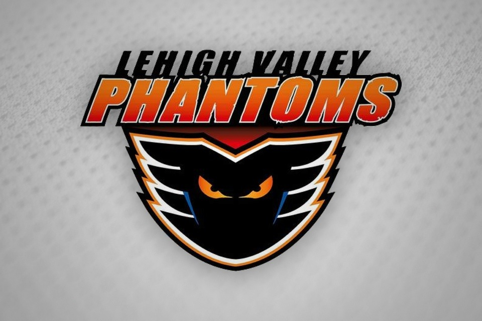 This wordmark is being used to market the Lehigh Valley team.
