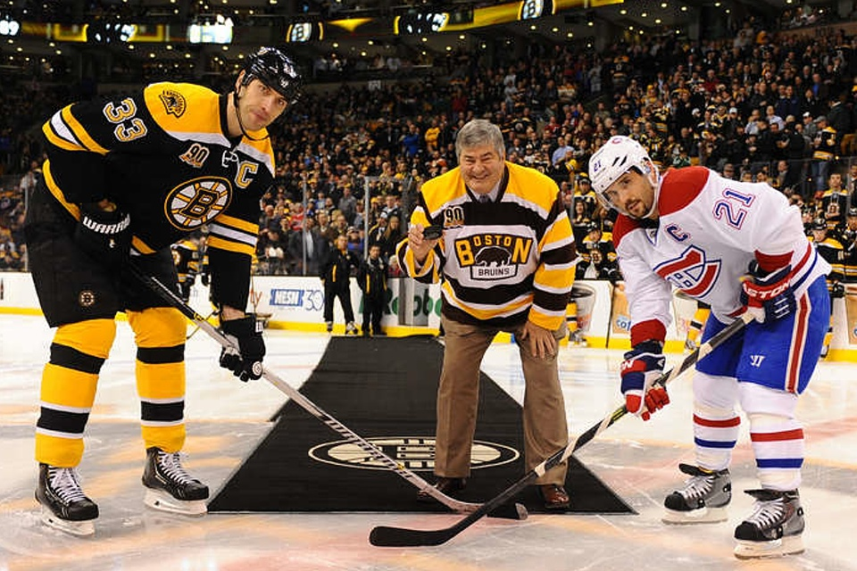 Photo from Boston Bruins