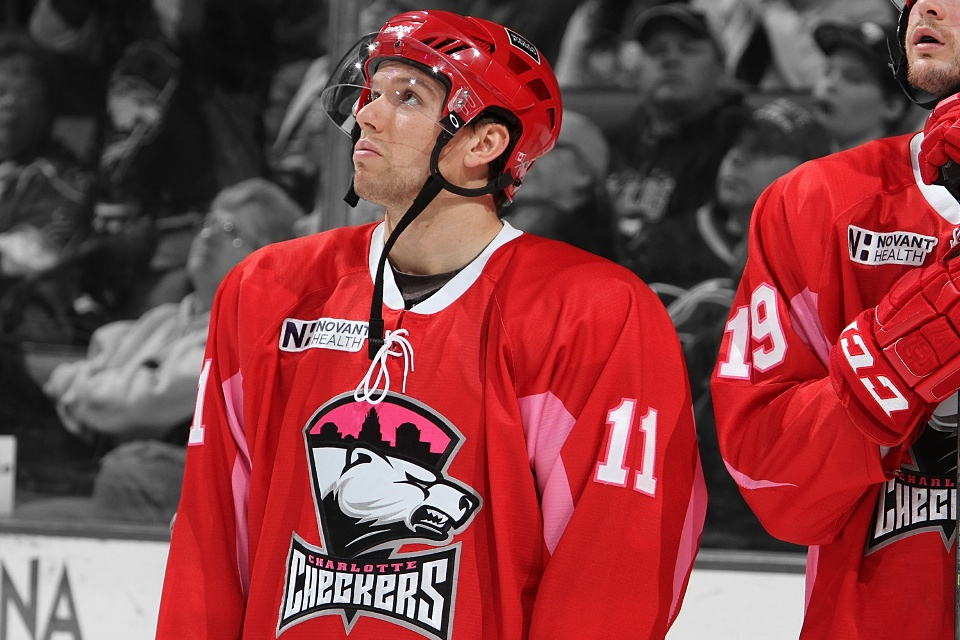 Photos from  Charlotte Checkers  via Flickr