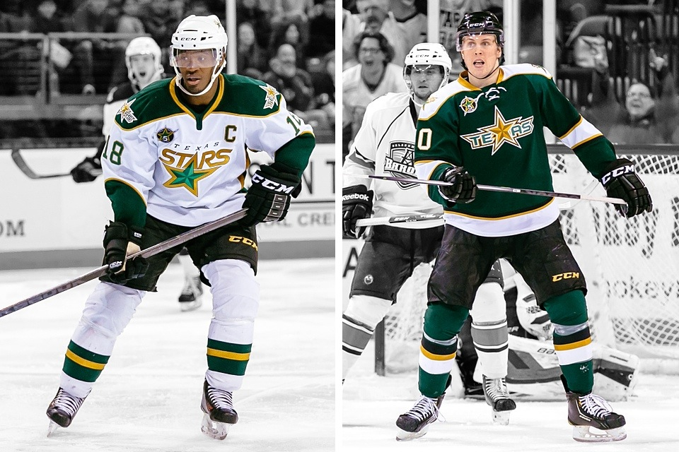 Photos by Michael Connell/Texas Stars