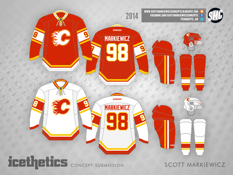 4790757cb Jersey Ideas - Ken King please read  Archive  - Page 4 - Calgarypuck Forums  - The Unofficial Calgary Flames Fan Community