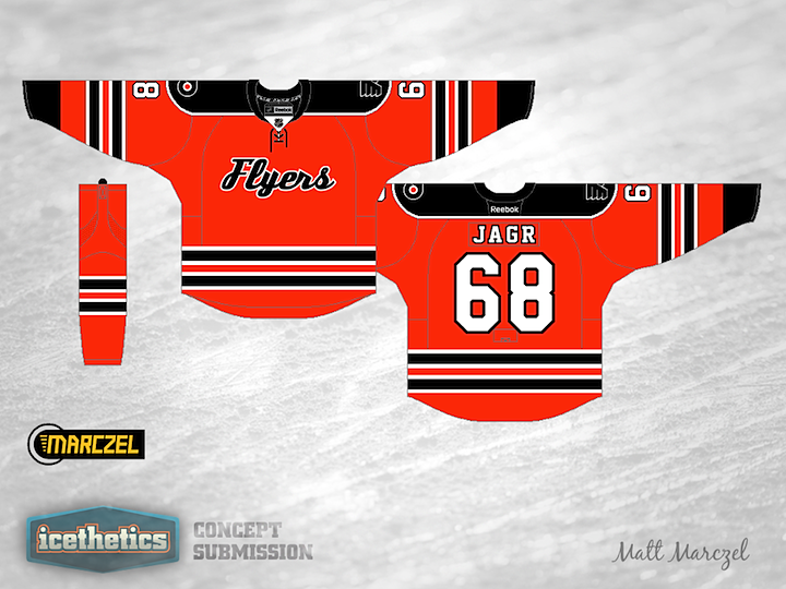 Rumor no more  Flyers confirm new third jersey — icethetics.co 4dca64905