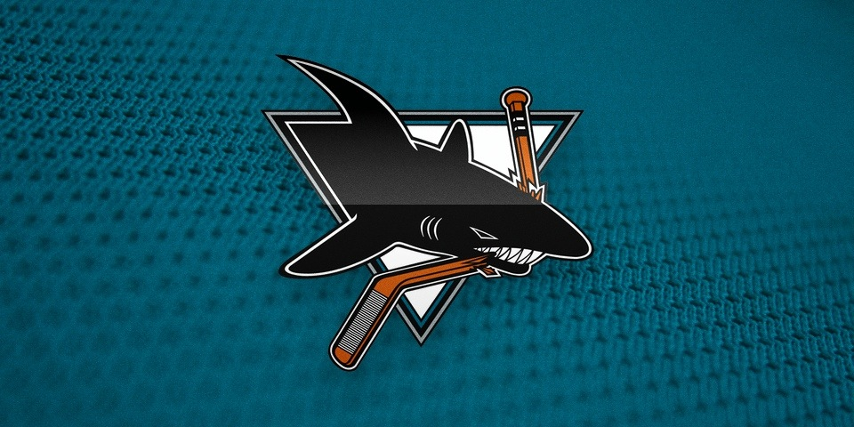 The Sharks joined the NHL in 1991 with this logo. Many fans still consider it a classic, but so many highly detailed lines are just overkill. A modernized design replaced it in 2007.