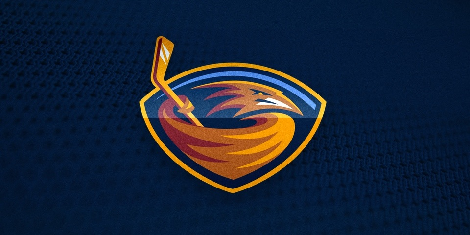 The Atlanta Thrashers were established in 1999. Their logo, often described as a bird stirring itself into a bowl of soup, might still be around had the franchise not moved to Winnipeg in 2011.