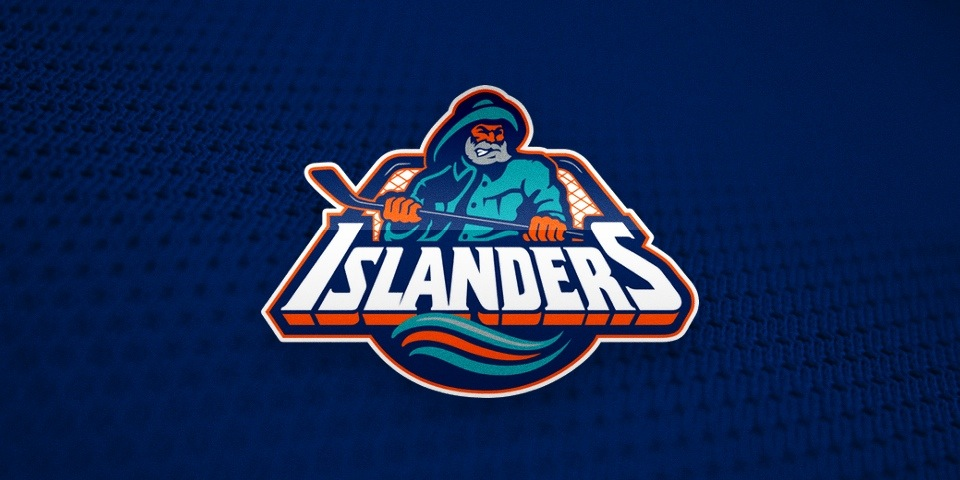The madness peaked in 1995 as the Islanders did the unthinkable, trashing a beloved logo that was the backdrop for four Stanley Cups in favor of a kid-friendly cartoon character. And is that teal? It didn't even last two full seasons before fans forced them back to the old logo.