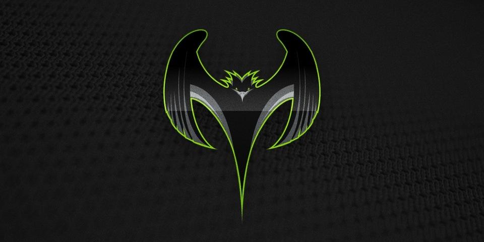North Carolina Nighthawks logo by Nick Matarese, 2008