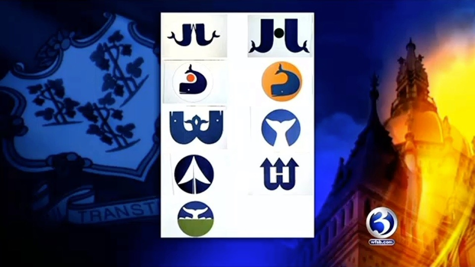 Still frame from WFSB-TV