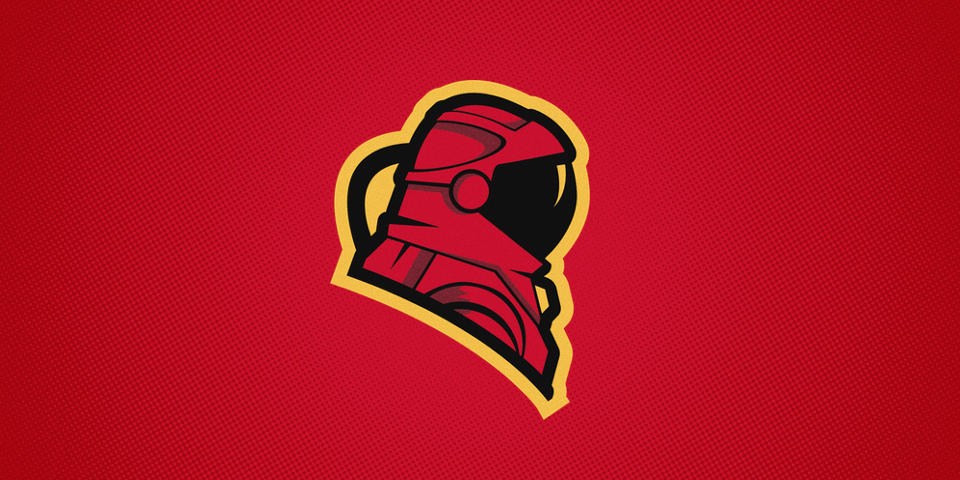 Alternate primary logo by Matt McElroy