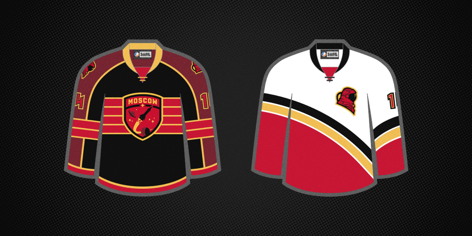 Jerseys by Dylan Alexander