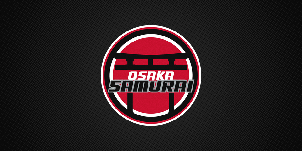 Secondary logo by Colin Magee
