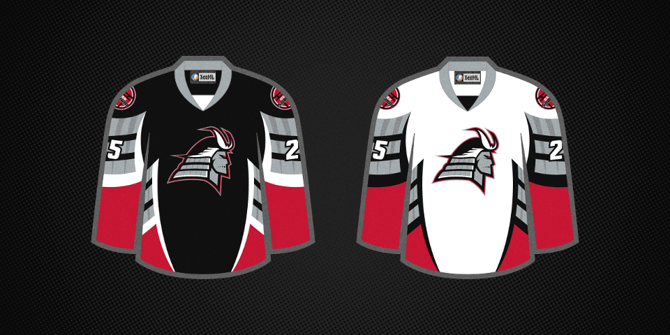 Jerseys by Eric Westhaver