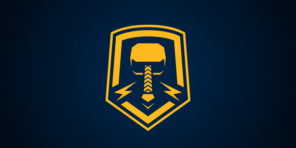 Primary logo by Daniel Otters