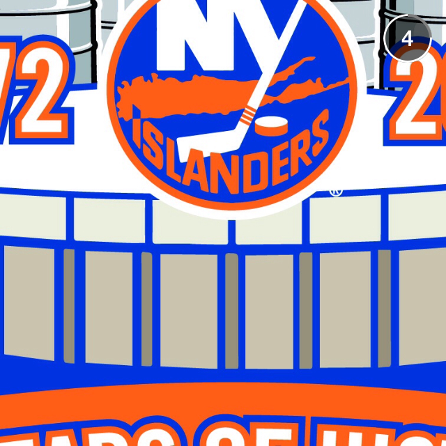 New York Islanders via Snapchat