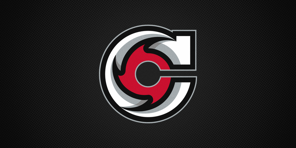Cincinnati Cyclones primary logo, 2014—