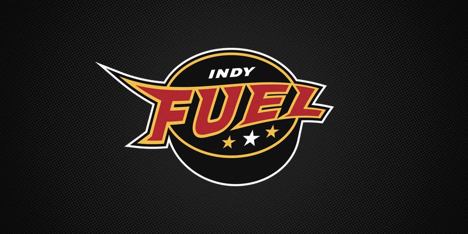 Indy Fuel primary logo, 2014—