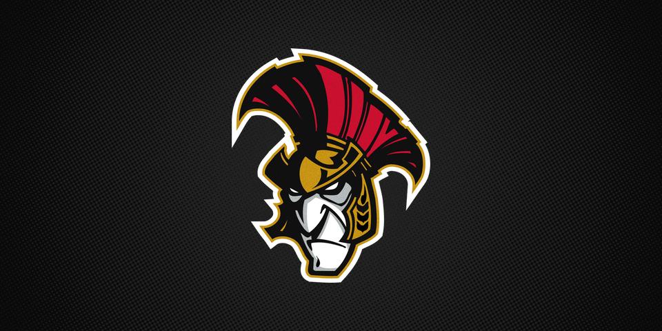Binghamton Senators jersey crest, 2014—