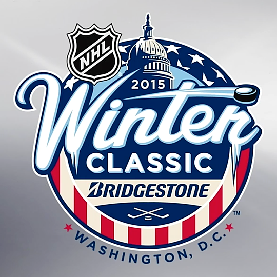 2015 NHL Winter Classic logo