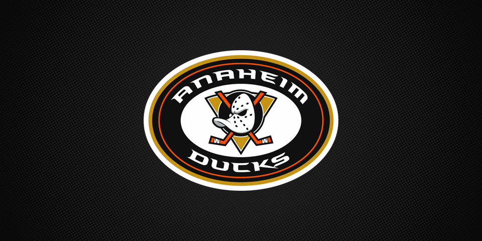 Anaheim Ducks secondary logo, 2014—