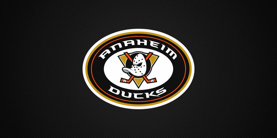 Anaheim Ducks secondary logo, 2014—