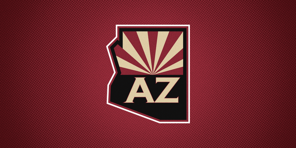 Arizona Coyotes secondary logo, 2014—