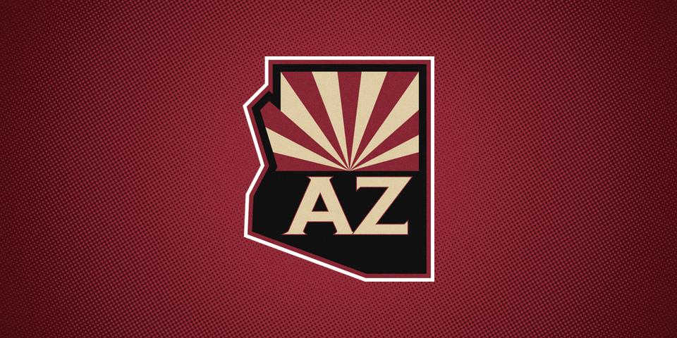 Arizona Coyotes secondary logo, 2014—