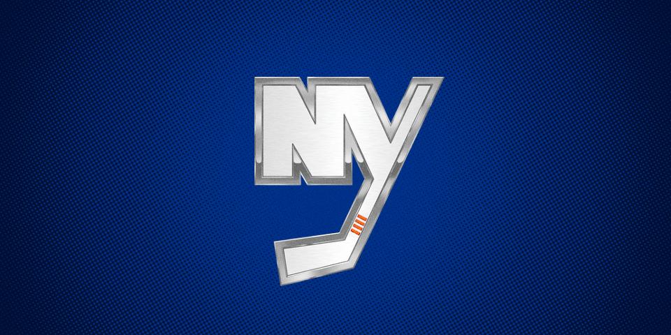 New York Islanders third jersey crest, 2014—