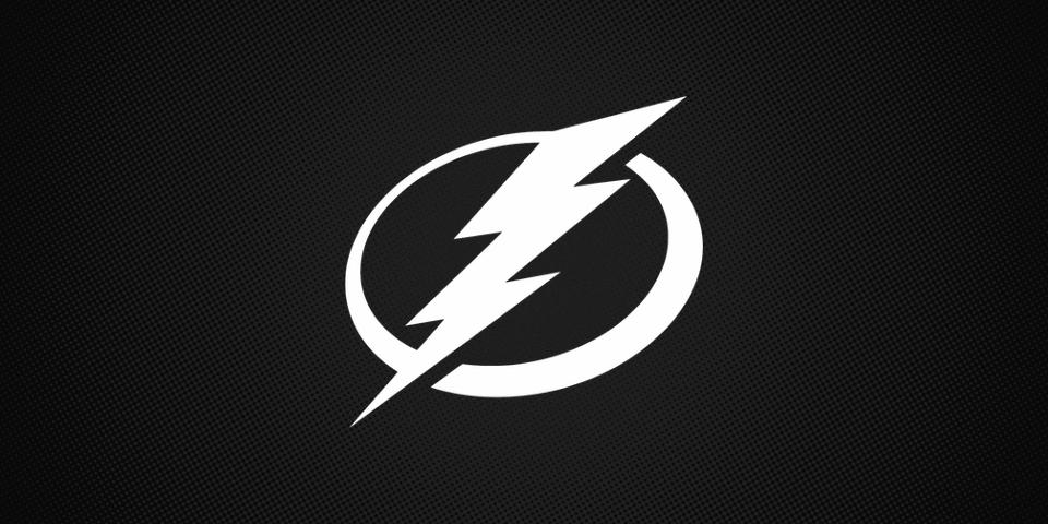 Tampa Bay Lightning primary logo, 2011—