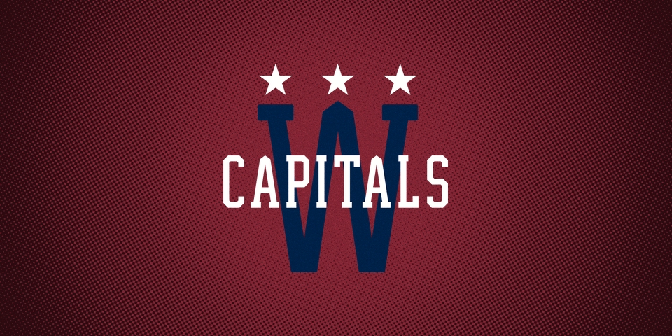 Washington Capitals 2015 Winter Classic jersey crest