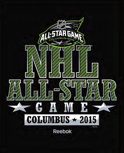 Reebok T-shirt design for 2015 NHL All-Star Game