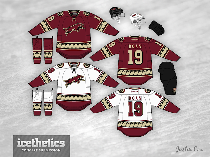 NHL 2012-13 Uniform redesign series - Concepts - Chris Creamer's ...