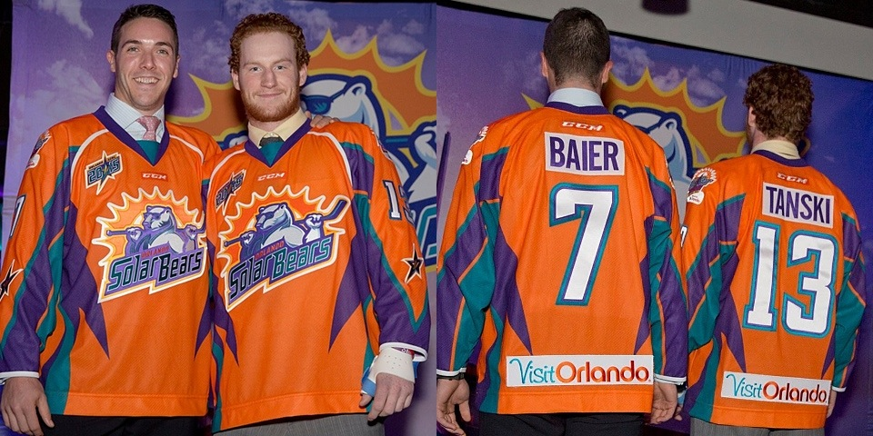 Photo from Orlando Solar Bears  via Facebook