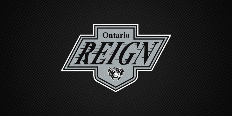 Ontario Reign (ECHL), 2010 specialty jersey crest