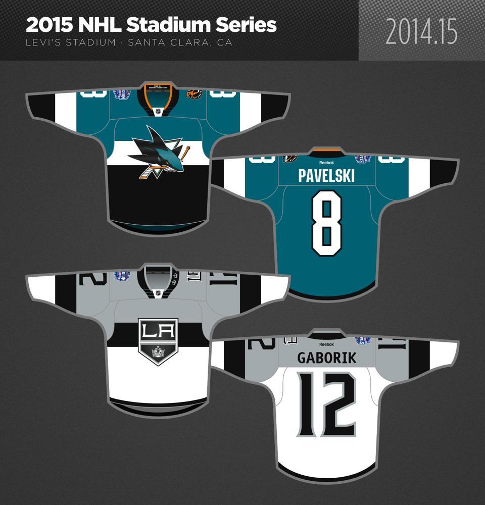 nhl 2015 jerseys