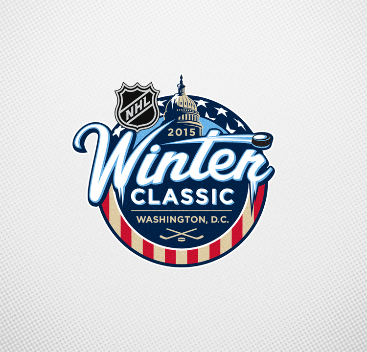 Winter Classic shoulder patch