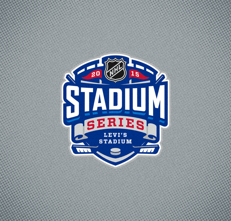 Stadium Series right shoulder patch