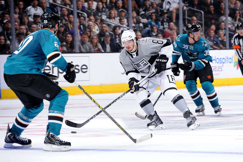Photo from Los Angeles Kings