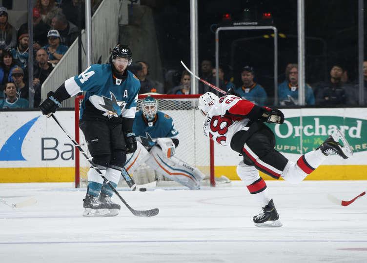 Photo from San Jose Sharks
