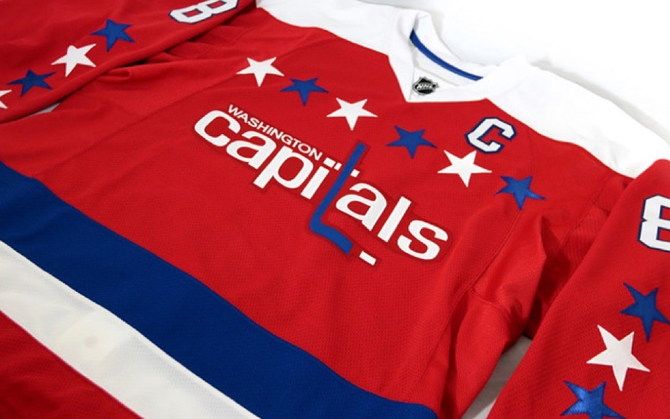 df4474299 Capitals unveil red throwback third jersey — icethetics.co