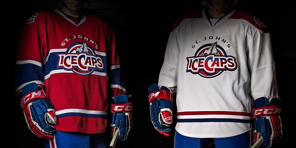 Photos courtesy St. John's IceCaps