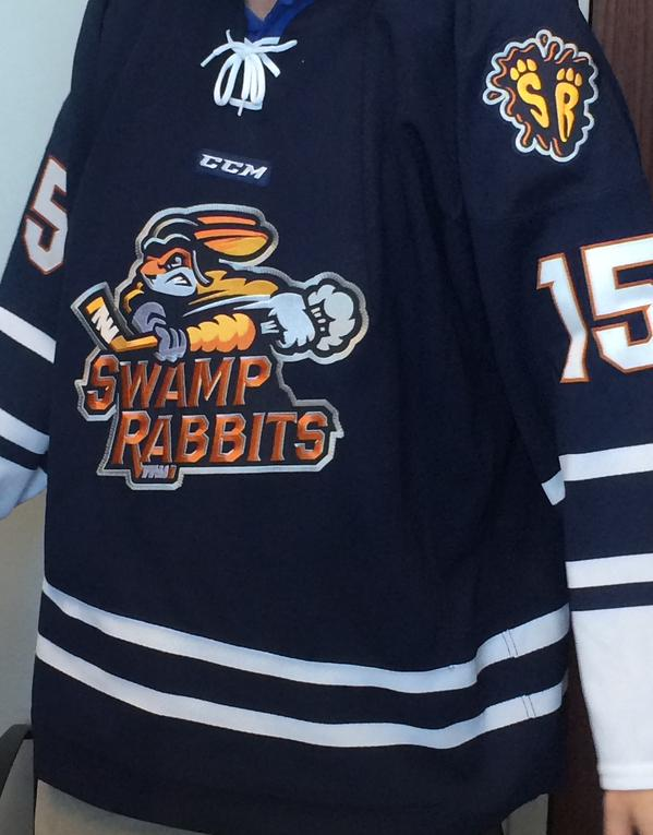 Photo provided by Greenville Swamp Rabbits