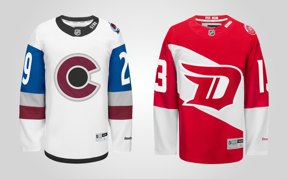 4d3bda6f8 Red Wings unveil 2016 Stadium Series jersey — icethetics.co