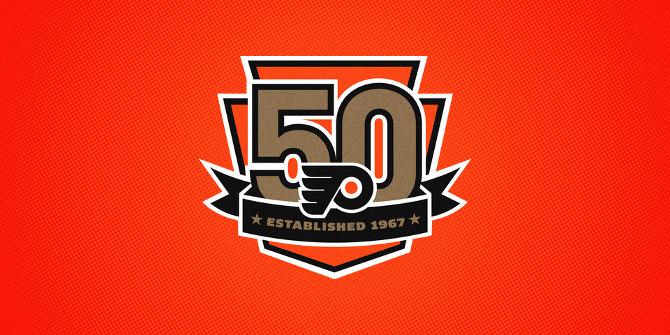 the latest fcab8 96762 Flyers unveil new third jersey for 50th anniversary ...