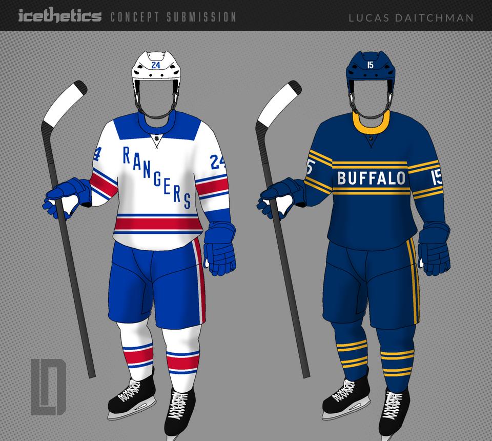 New York Rangers Adidas Concepts New York Rangers Jerseys ... 0e18c009e