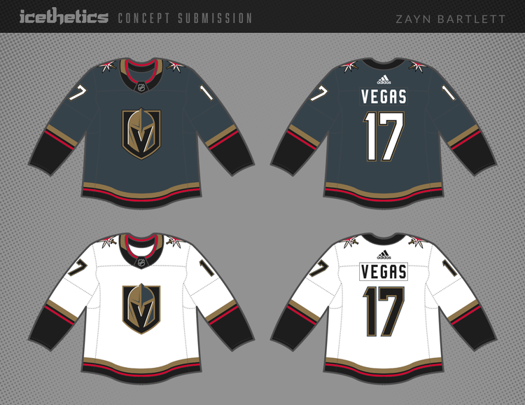 reputable site d591f 0dc2c vegas golden knights jersey concepts for cheap for cheap